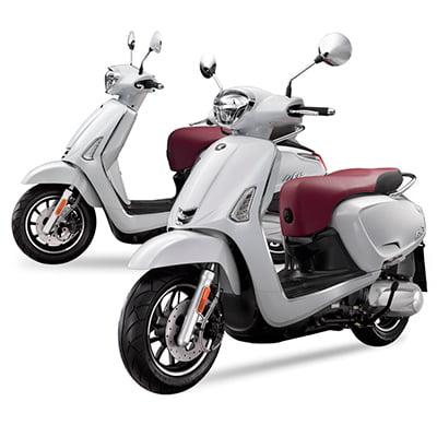Scooter 30 og 45
