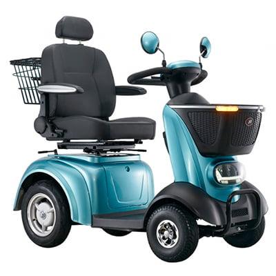 Elscooter til mere mobilitet